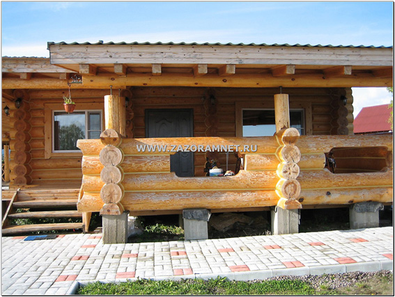 утепление стен деревянного дома