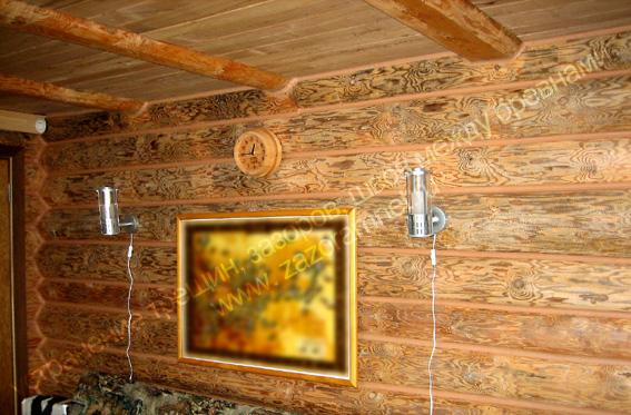 технология утепления стен изнутри деревянного дома